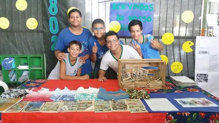 Centro Educacional Pinheiros: Projeto capas do SAE Digital estimula o uso do material didático