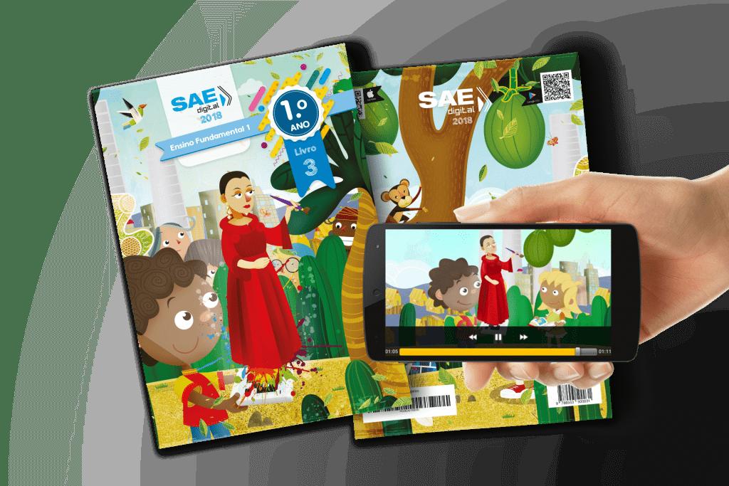 Projeto capas SAE Digital: o conteúdo começa pela capa