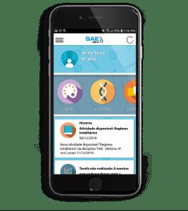SAE Notifica Aplicativo SAE Digital
